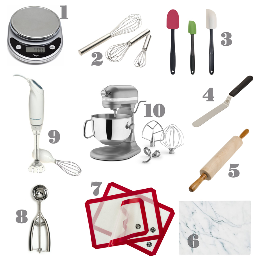 10 herramientas favoritas de cocina the sweet molcajete for Herramientas de cocina