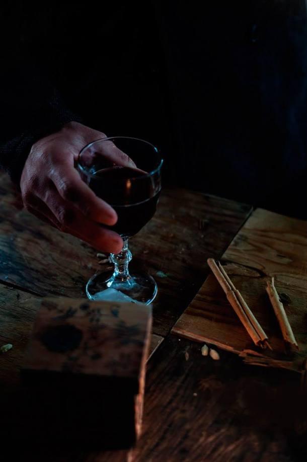 vino dulce especiado